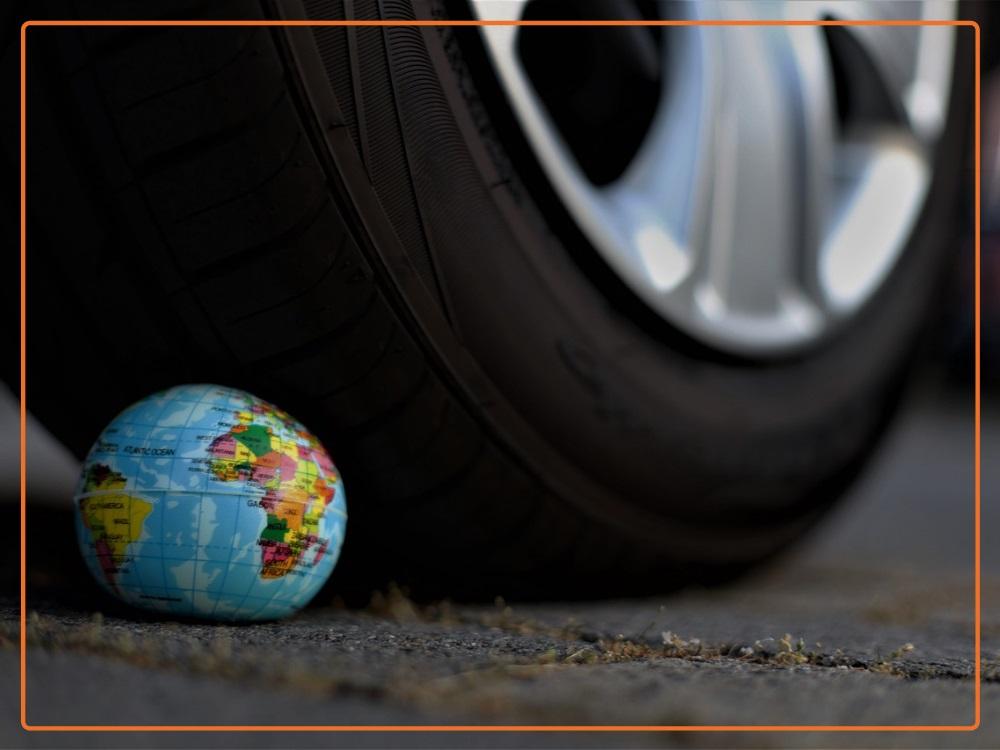 motoryzacja opdowiada za 1/5 emisji co2 na świecie