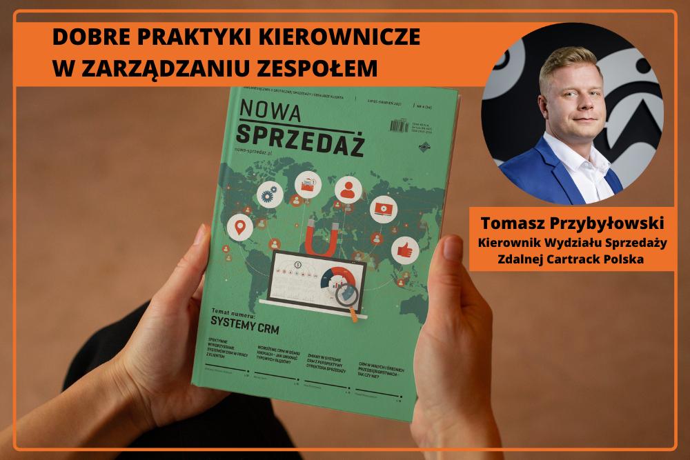 cartrack polska tomek przybyłowski